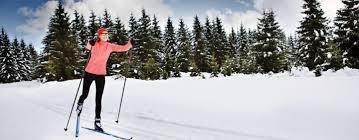 cross country skiing rogla