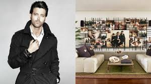 celebrity homes bollywood actor hrithik roshan home youtube