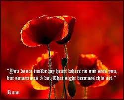 Flower And Love Quotes - rumi quotes on love quotesgram by quotesgram beloved rumi