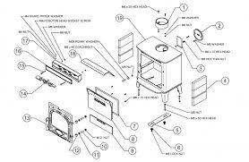 wood burning stove parts wb designs