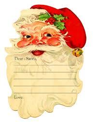 free christmas printable dear santa scrapbooking project