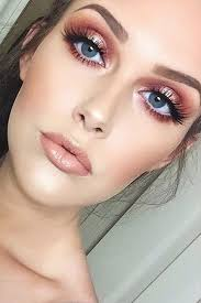 18 charming rose gold makeup looks from day to night