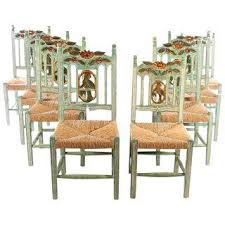 Cane Back Dining Room Chairs Vintage U0026 Used Dining Chairs Chairish
