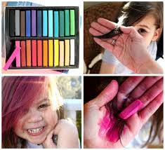 Best Color For Kids Temporary Color Hair Dye For Kids Hair Color Fashion Styles