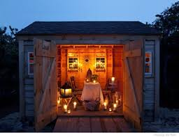 outdoor shed inspiration