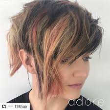 short cut tri color hair 10 messy hairstyles for short hair quick chic women short haircut