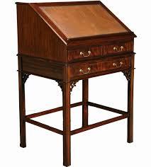mahogany and more writing tables tall mahogany wood stand up