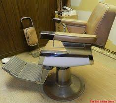 Barber Chairs For Sale Ebay Vintage Brown Belmont Barber Chair Antique Barber Chairs