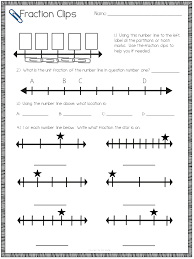 kindergarten number lines teaching number line fractions with a freebie the owl