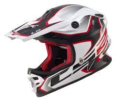 motocross helmet light ls2 light compass helmet revzilla