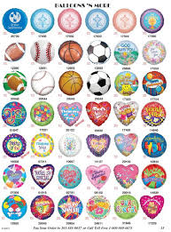 balloons wholesale sports balloons religious balloons licensed characters balloon