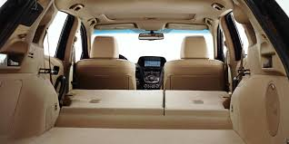 lexus gx vs acura rdx technology package and parchment interior cargo area seats down
