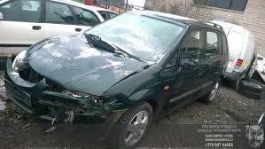 teal green car mazda premacy 2000 2 0 mechaninė 4 5 d 2015 11 27 a2462 used car