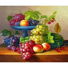 ful fruit 3d diy diamond painting home decor cross stitch kits