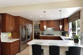 kitchen copper ceiling light fitting copper kitchen island