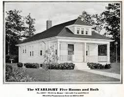 Sears Catalog Homes Floor Plans by Let U0027s Travel Back Through Time To See Some Sears Starlights