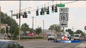 red light cameras in green cove springs red light cameras working too well in green cove springs wjax tv