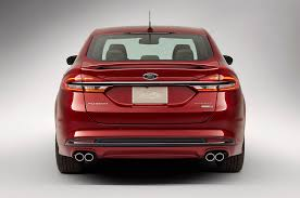 ford fusion sport 0 60 2017 ford fusion look review
