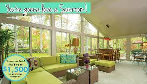 Patio Enclosures Nashville Tn by Nashville Sunrooms U0026 Patio Rooms By Mid Tenn Exteriors