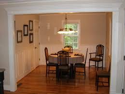 Raised Panel Dining Room  Raised Panel Wainscoting Design - Wainscoting dining room ideas
