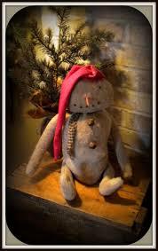 689 best primitive snowmen images on pinterest primitive snowmen