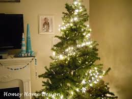 How To Put Christmas Lights On Tree by Homey Home Design A New Way To Hang Christmas Lights