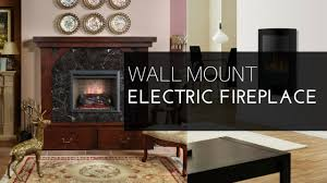 24 best wall mount electric fireplace ideas youtube