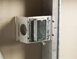 electrical box bracket to stud caddy