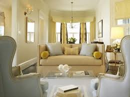 creamy yellow walls living room house decor picture