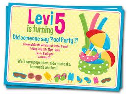 download swim party invitation u2013 orderecigsjuice info