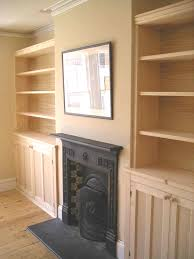 Solid Pine Wardrobes Alcove Cupboards In Pine By Peter Henderson Furniture Brighton Uk