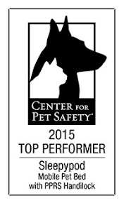 Sleepypod Mobile Pet Bed 2015 Carrier Study Results Center For Pet Safety