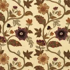 home decor fabric collections mulberry home grandiflora claret sand fd630 v104 imperial