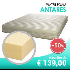 materasso in waterfoam water foam