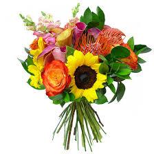 sunflower bouquet rosh hashanah flowers new year flowers ode à la