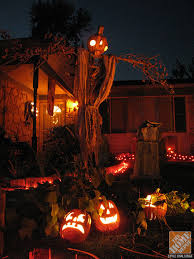 Halloween Decorations Outdoor Homemade by Halloween Outdoor Decorations For Strange Look The Latest Home