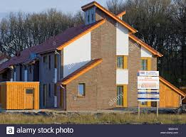 newly built environmentally friendly houses oldenburg lower