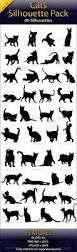 163 best 1s cat silhouettes images on pinterest cats drawings