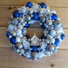 dallas cowboys wreath football wreath sports ornament