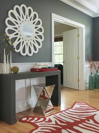 meubles entrée design le meuble console d entrée complète le style de votre intérieur