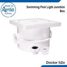 pool light junction box stainless steel underwater light underwater halogen light