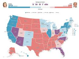 2016 Electoral Map Pre by The 2016 Electoral Map Is Rapidly Slipping Away From Donald Trump