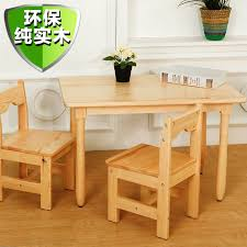 little girls table and chair set usd 47 95 solid wood children table and chairs set kindergarten
