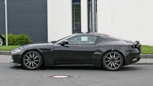 aston martin blacked out new 2018 aston martin vantage pics specs prices by car magazine