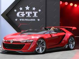 gti volkswagen vw golf r 400 and gti roadster concepts at la auto show business