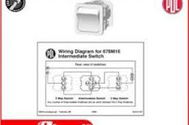 pdl 600 series light switch wiring diagram wiring diagram