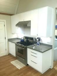 meuble cuisine blanc ikea cuisine ikea abstrakt blanc amazing cuisine faktum ikea