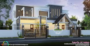contemporary and european mix home kerala home design bloglovin u0027