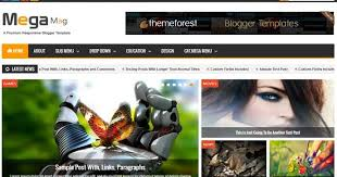 templates v1 blogger download mega mag v1 30 premium responsive blogger template