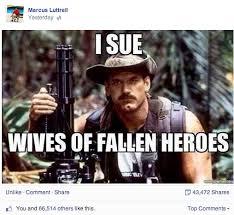 Chris Kyle Meme - lone survivor marcus luttrell responds to jesse ventura s lawsuit